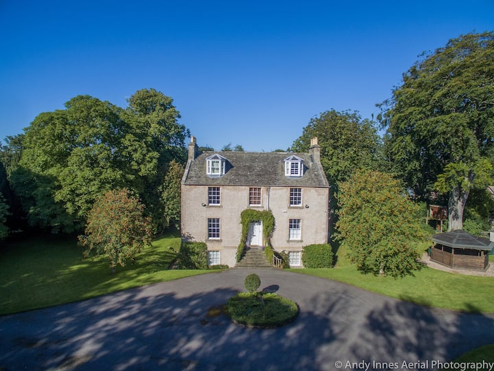 Old Manse Holiday Home House Cottage Moray