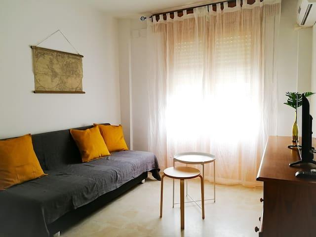 Acogedor Apartamento - CENTRO