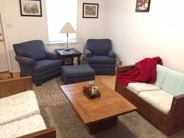 Budget-friendly shared space close to Downtown - Pittsburgh - Hus