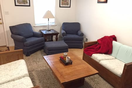 Budget-friendly shared space close to Downtown - Pittsburgh - Ház