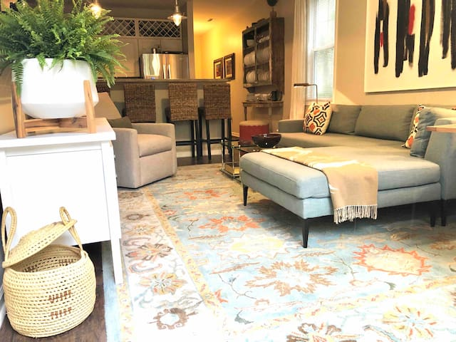3bd/3ba home 5 mins from Wrightsville beach & UNCW