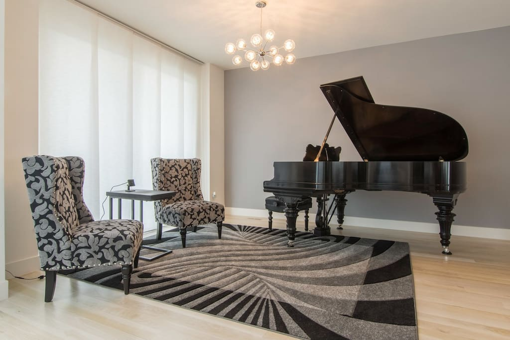**May 2017- Piano has since been removed from the property