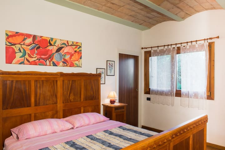 Romantica Suite villa sulla verde collina Rimini - Rimini - Bed & Breakfast