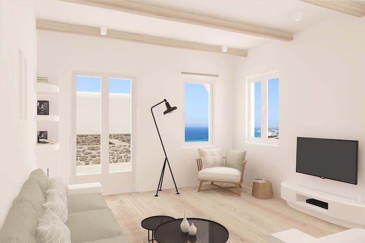 Bellevue Villa Three - 3 bedroom spacious villa