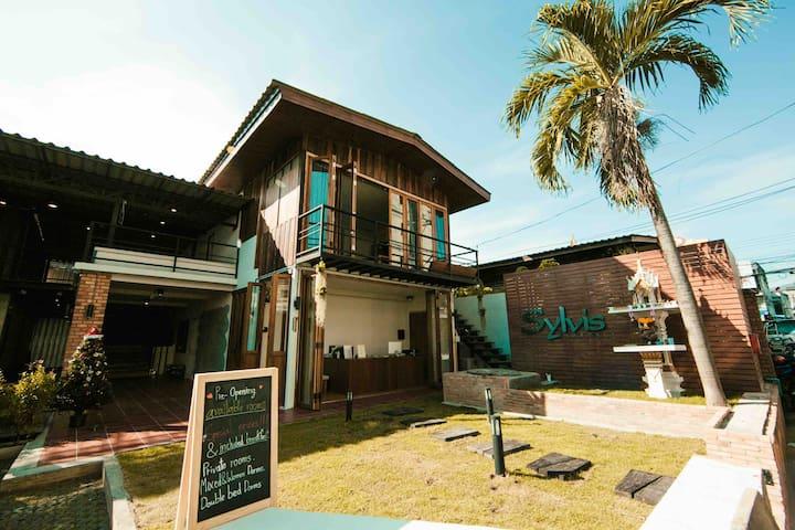 Sylvis Hostel 4-bed dormitory mixed-gender