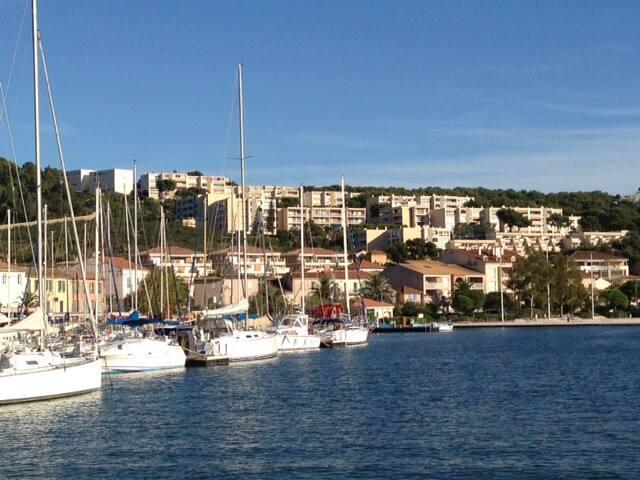 T3 duplex - St Mandrier sur Mer, mer et bonheur ! - Saint-Mandrier-sur-Mer