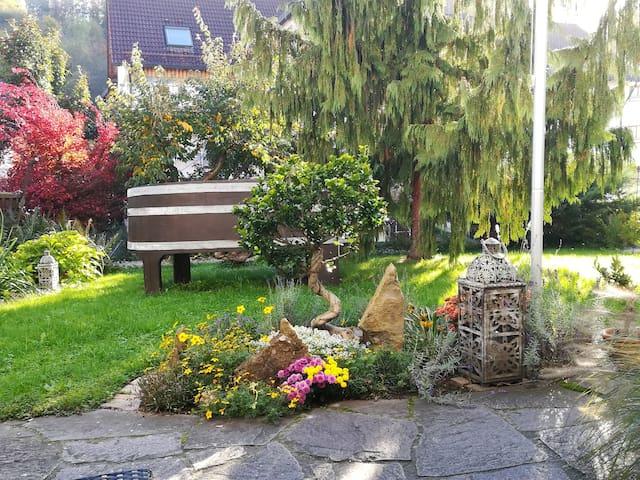 Gemütliche DG-Wohnung zwischen Fils-und Remstal