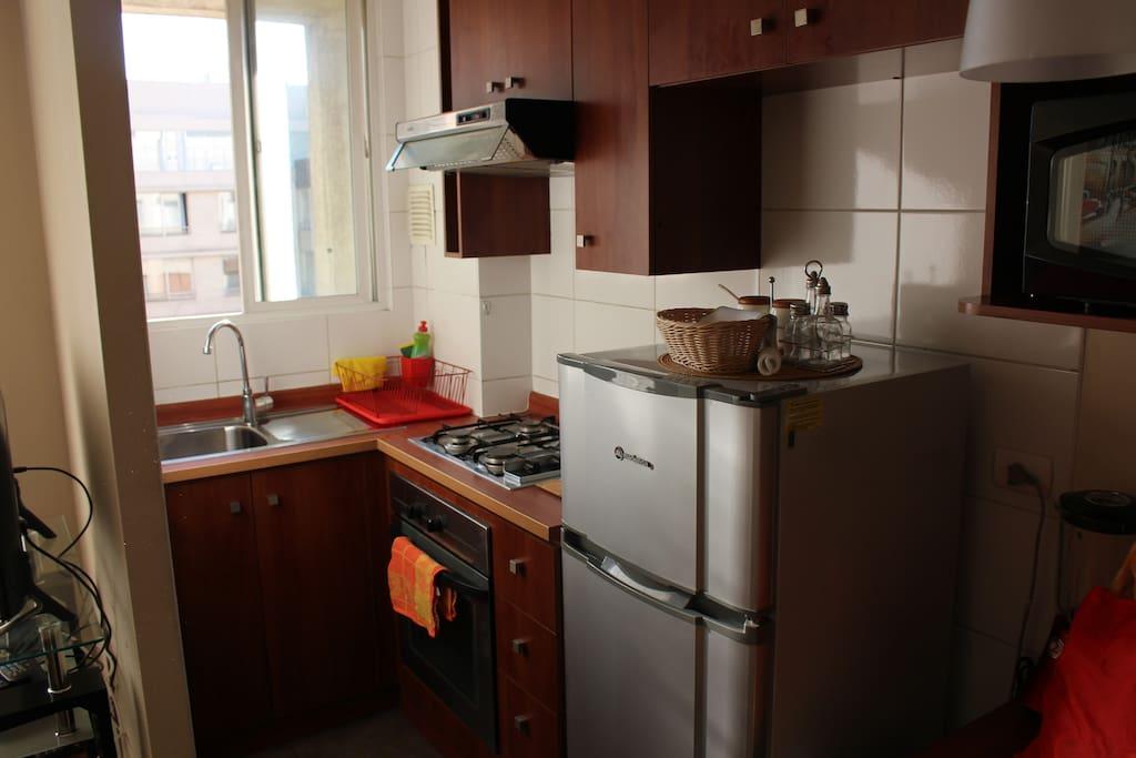 Apartamento Dos Dormitorios