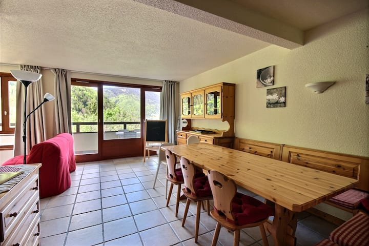 Very bright apartment - Saint Jean d'Aulps ski resort - 6 people - Enchaple A3