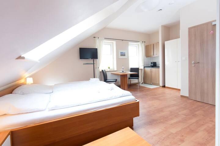 Erstes Budget Hotel auf Sylt im Doppelzimmer
