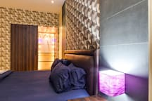Designer guest  room GK1 -near Lotus Temple