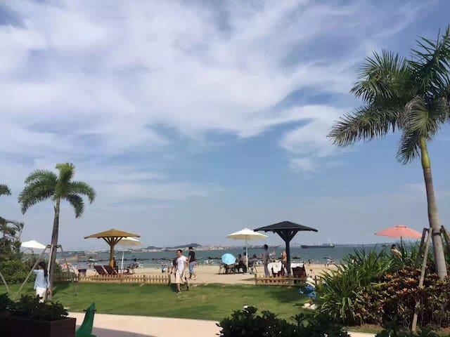 Xiamen Beach Apartment 厦门海景房3房2厅大阳台 - Xiamen - Appartement