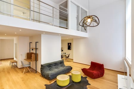 High Standing Confortable Loft - Estrasburgo