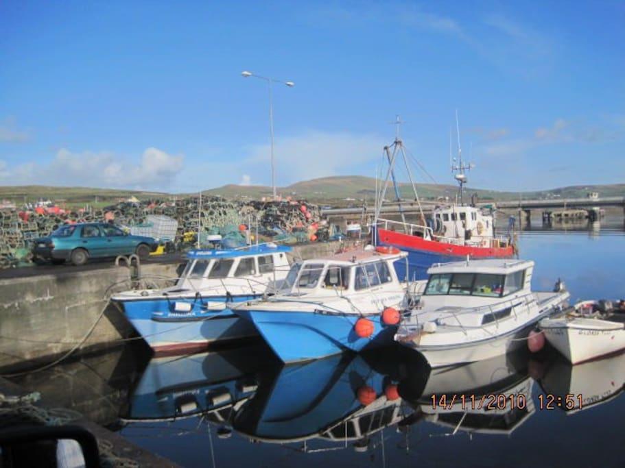 Portmagee Pier