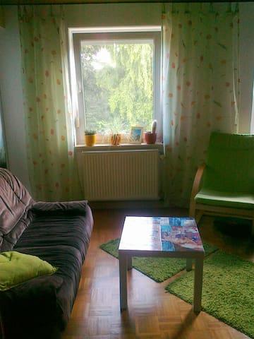 Helles, gemütliches Zimmer in Uni-Nähe - Regensburg