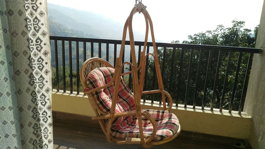 Furnished AC 1bhk apartment - Panchgani