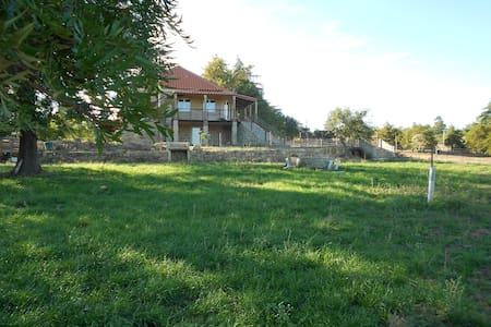 Fonte da Prata - Quarto dos cravos - Pedrógão de São Pedro - Cabin