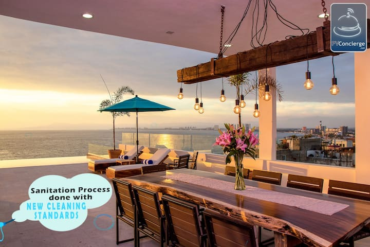 Ocean View, Great unit with everything you need!