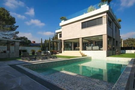 Gorgeous house in Sierra de Madrid