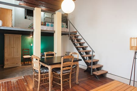 LOFT WITH OWN TERRACE IN SAN TELMO - Buenos Aires - Loft