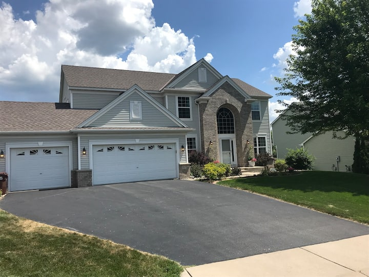 Open 4 Bedroom Home (Basement Apt used by In Laws)