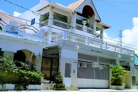 Residencial Lucia III 1 habitación en Boca chica