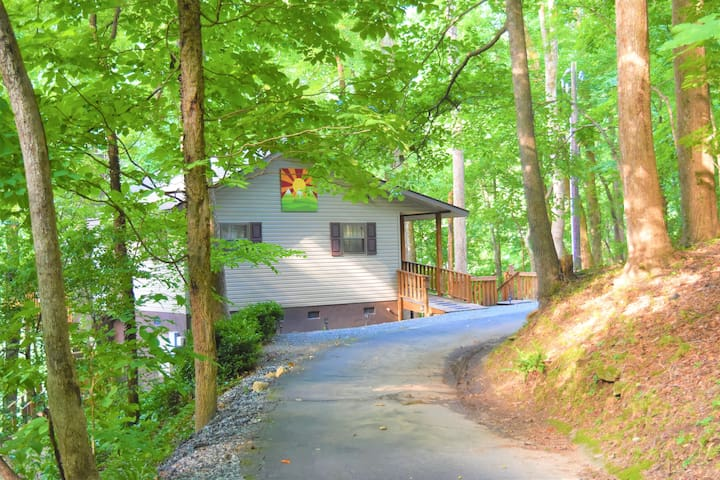Mountain Cabin Near Asheville - No Cleaning Fees!
