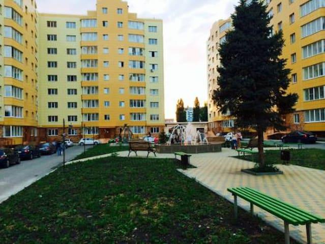 "Апартаменты в комплексе ""Янтарный"" - Pyatigorsk - Lakás"