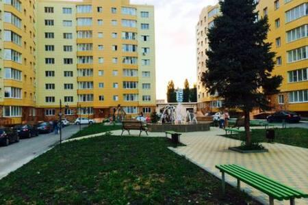 "Апартаменты в комплексе ""Янтарный"" - Pyatigorsk - Wohnung"