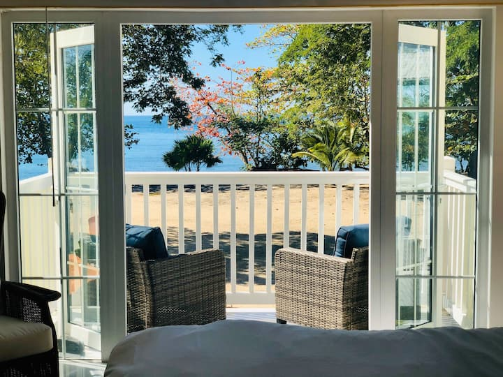 Jamaican All-Inclusive Luxury Beachfront Villa