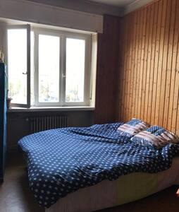Chambre près de la Gare-centrale TR - Luxemburg - Haus