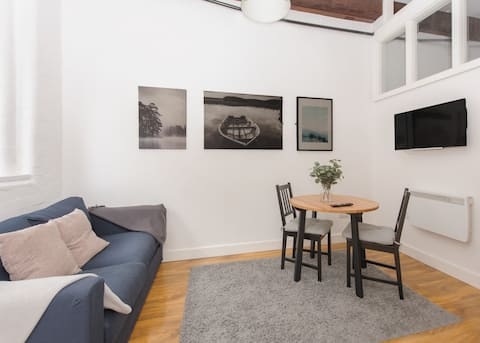 Quiet & Cosy apartment in the ❤️ of the city