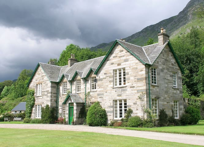 Chesthill House, Glen Lyon