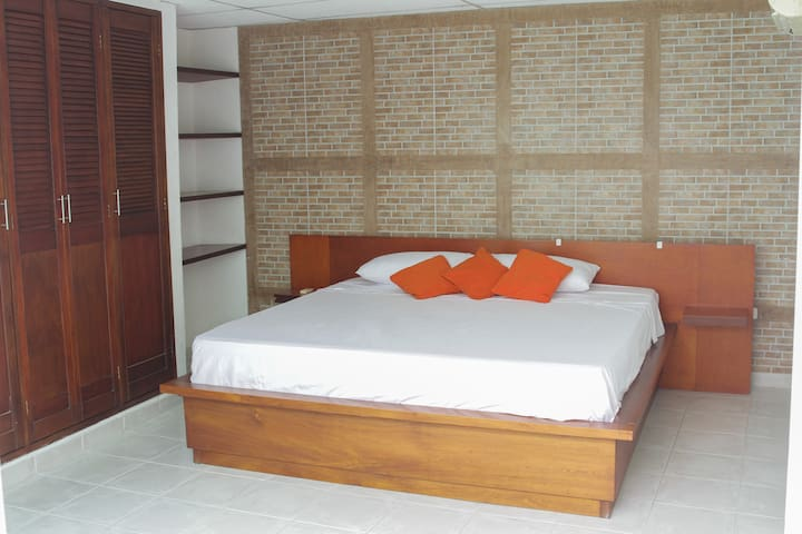 Peaceful environment in the ❤ of Cartagena - Cartagena - Apartmen