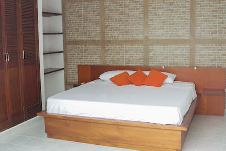 Peaceful environment in the ❤ of Cartagena - Cartagena - Appartement