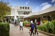 Campbelltown Mall.