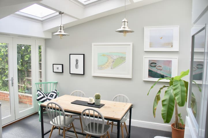 Beautiful Victorian Terrace in Henley - Henley-on-Thames - House