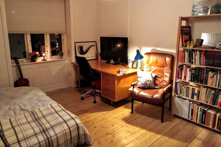 Cozy room with perfect location in Copenhagen