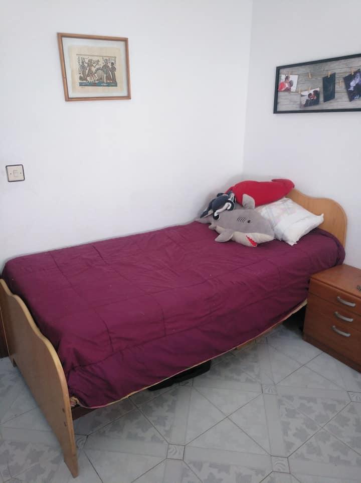 Habitación económica Salamanca