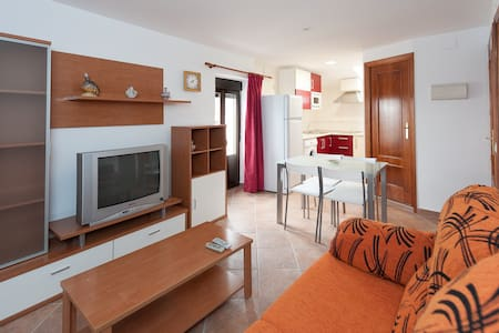 Fantástico apartamento rural