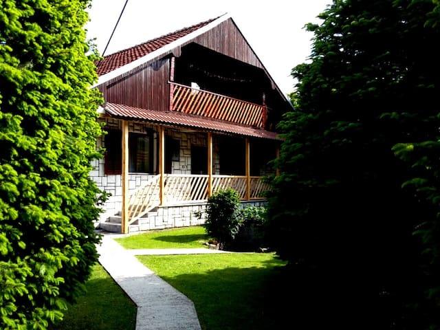 Villa LivaE - Brajchino - Konukevi