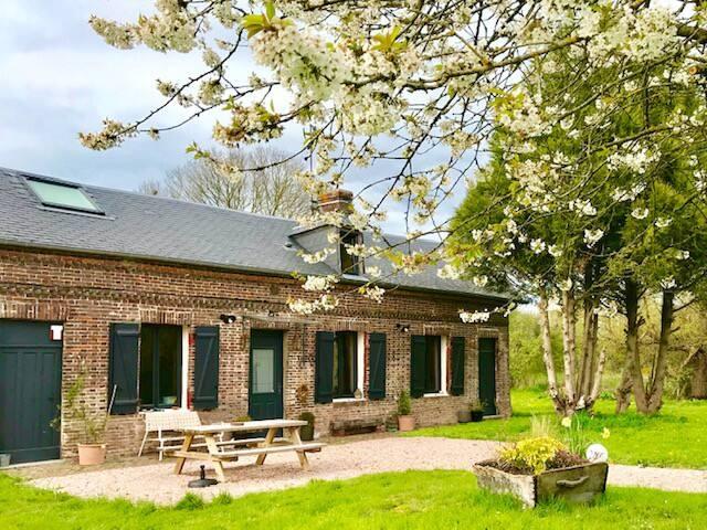 Cottage Normand, nature & calme