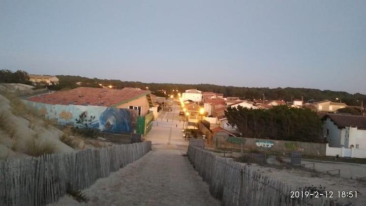location CARCANS plage proche LACANAU