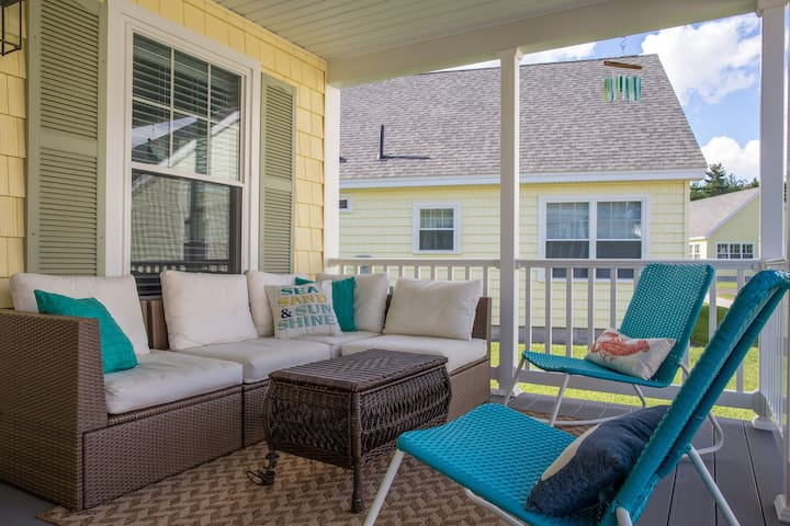Charming Summerwinds Cottage - Old Orchard Beach - Huis