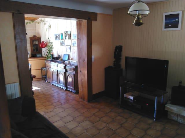 Belle maison spacieuse, calme et confortable - Trignac - Casa