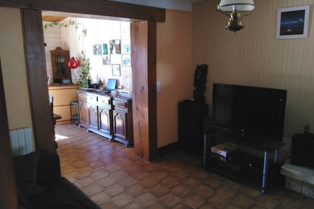Belle maison spacieuse, calme et confortable - Trignac
