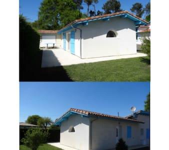 Agreable maison de 50m2 ,avec jardin et terrasse