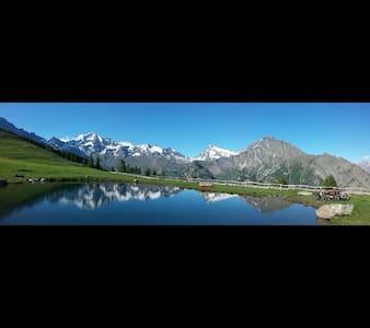 Grazioso monolocale in montagna
