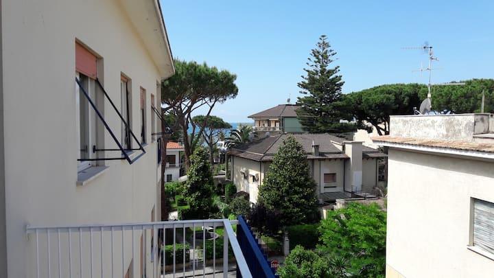 Appartamento centro e mare, zona Manzoni