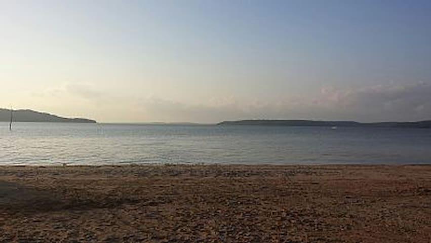 Sandy Beach! - Stigler - Blockhütte